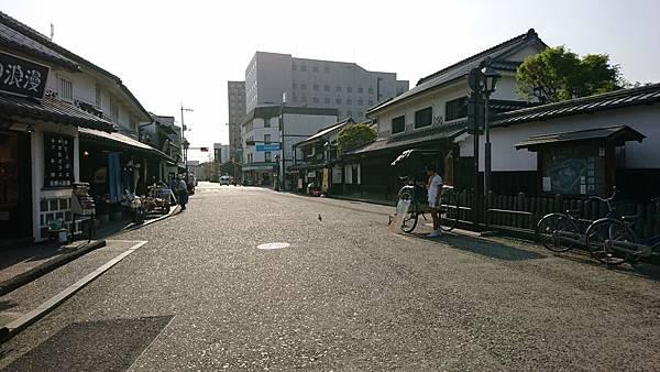 倉敷美觀地區