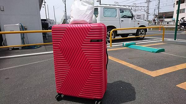 American Tourister行李箱