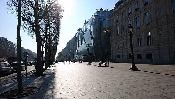 巴黎香榭大道