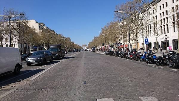 巴黎香榭麗舍大道