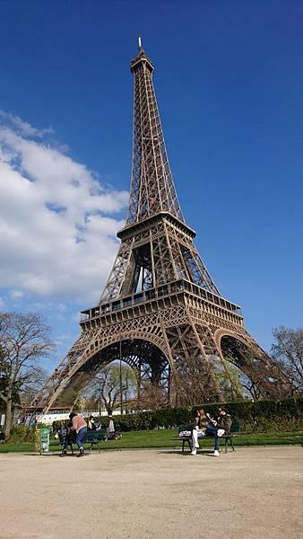巴黎鐵塔/艾菲爾鐵塔