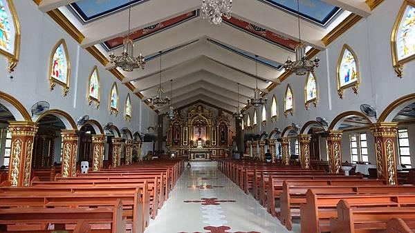 巴拉望科隆 San Agustin Parish Church