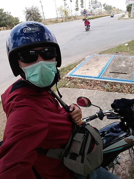 騎摩托車時的裝備