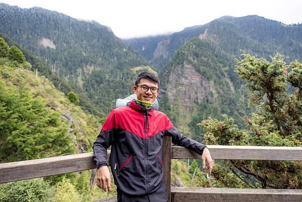 阿原與山景
