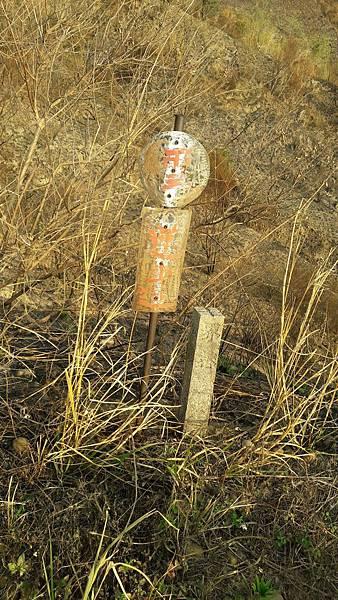 雪蓮步道標示