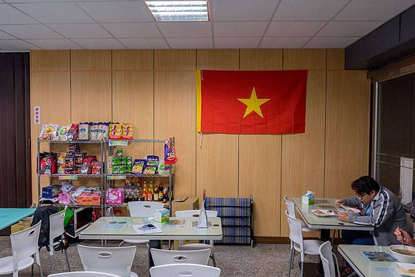 花蓮嗎哪廚房 越南國旗