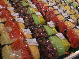 超新鮮水果