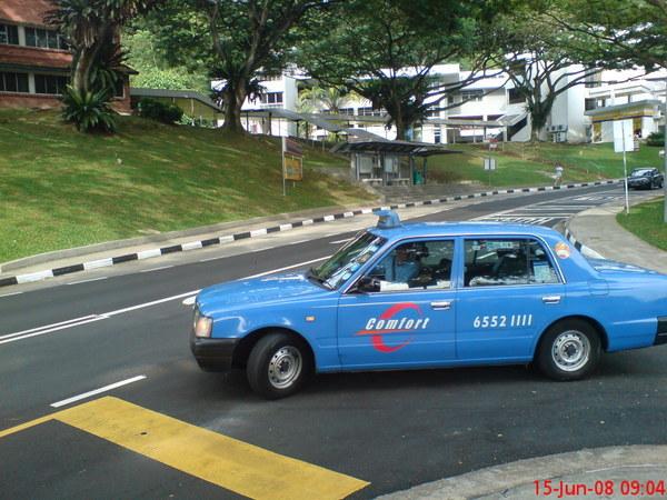 新加坡計程車