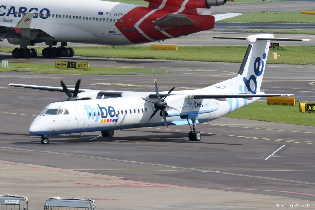 Flybe De Havilland Canada DHC-8-402Q Dash 8(G-ECOF)@AMS_1_20140818.jpg