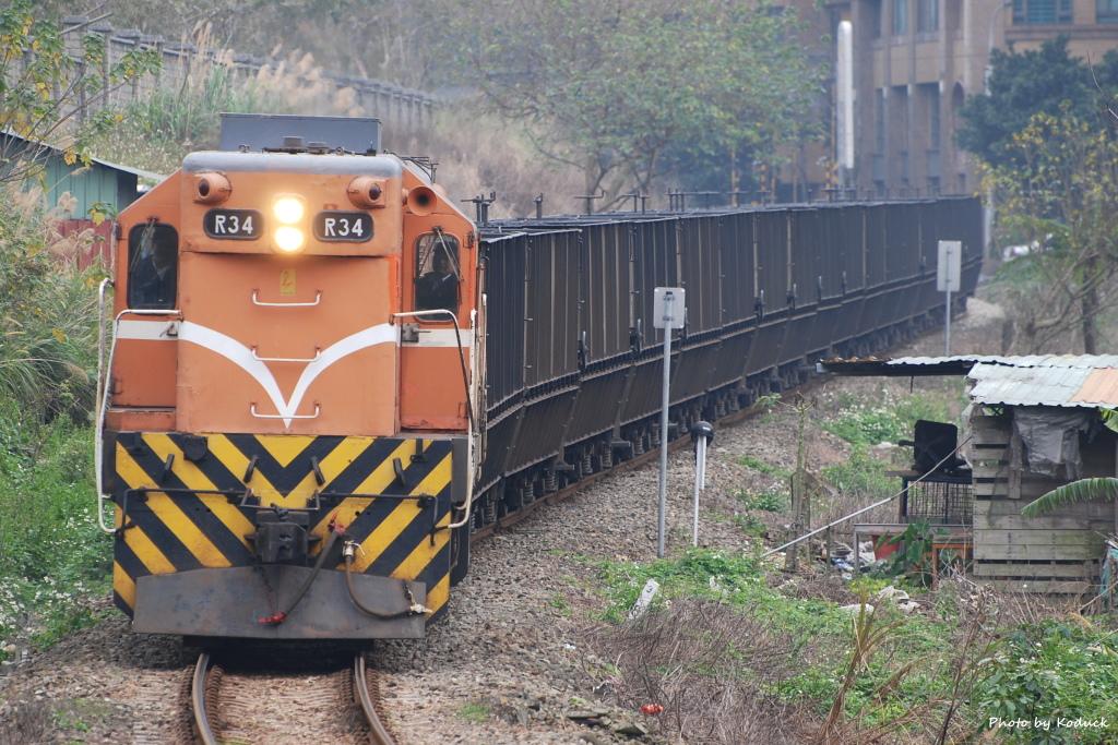 林口線貨列(004K_1902次煤列)_2_20080227.JPG