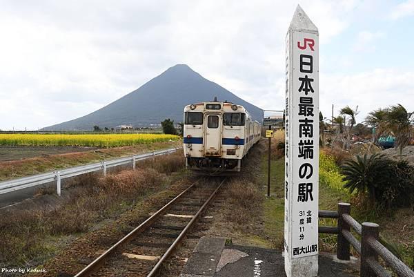 JR九州西大山站_1_20180211.JPG