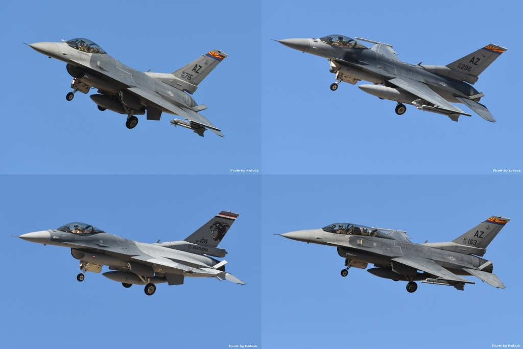 US Air Nation Guard F-16s@TUS_2_20180320.jpg