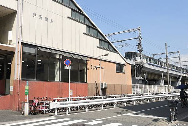 JR西日本大阪環狀線弁天町站_1_20190606.JPG