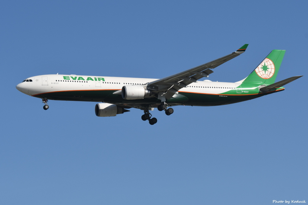 EVA Airways A330-302(B-16337)@RCTP_1_20190806.JPG