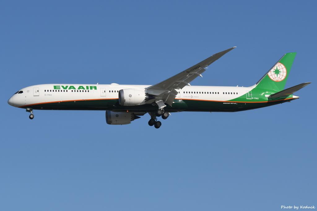 EVA Airways B787-10 Dreamliner(B-17802)@RCTP_1_20190806.JPG
