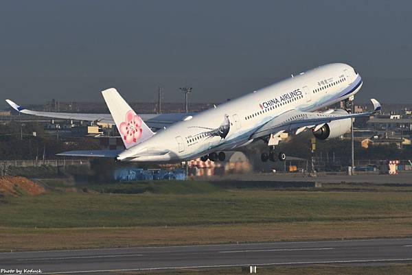 China Airlines Airbus A350-941(B-18901)@RCTP_1_20200103.JPG