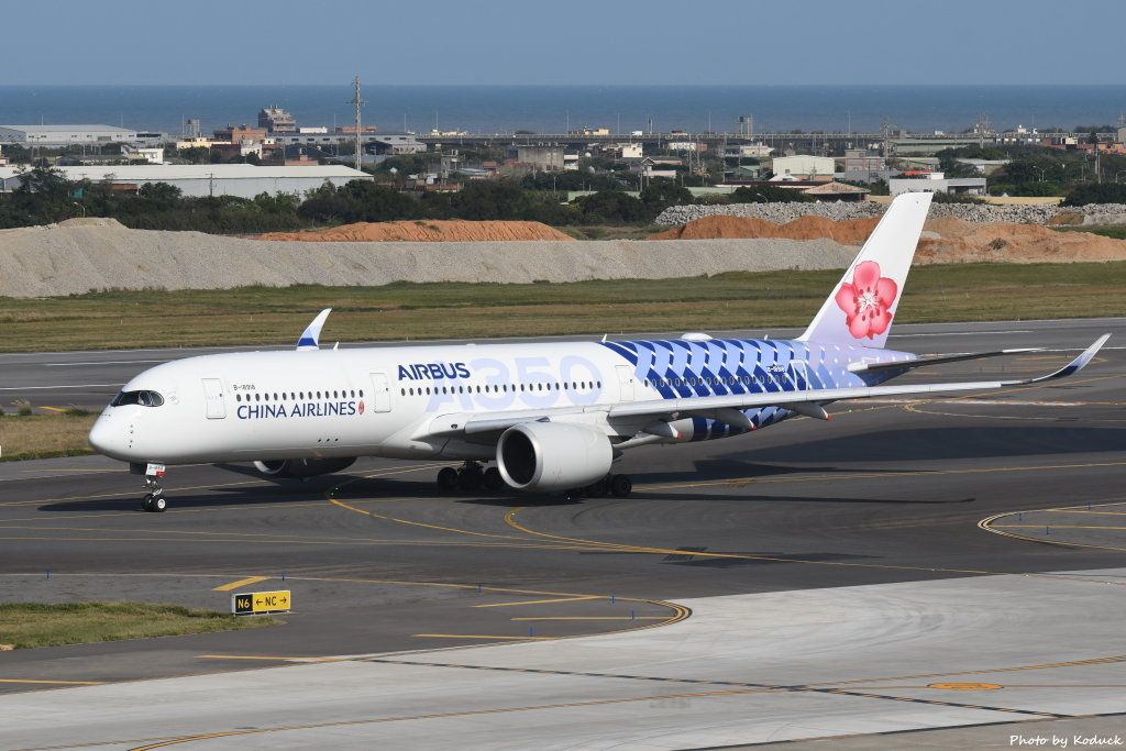 China Airlines Airbus A350-941(B-18918)@RCTP_1_20200102.JPG