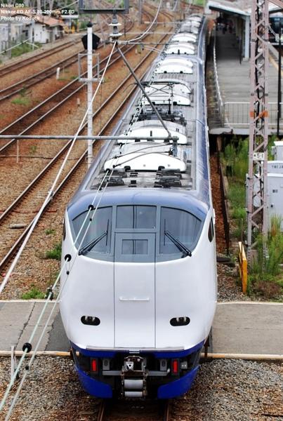 281系特急Haruka上行@新大阪站北_1(2)_20080928.jpg