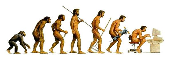前往「A Timeline of Information History」網站