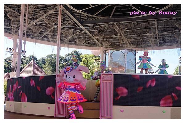 2015北九州自助-kitty樂園表演19.jpg