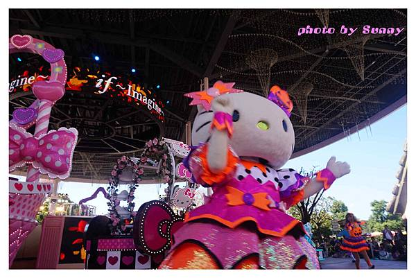 2015北九州自助-kitty樂園表演27.jpg