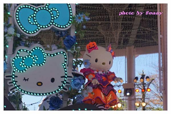 2015北九州自助-kitty樂園表演31.jpg