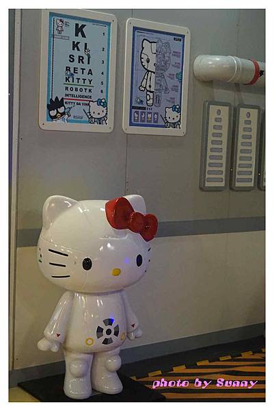 2015北九州自助-kitty樂園kitty robot10.jpg