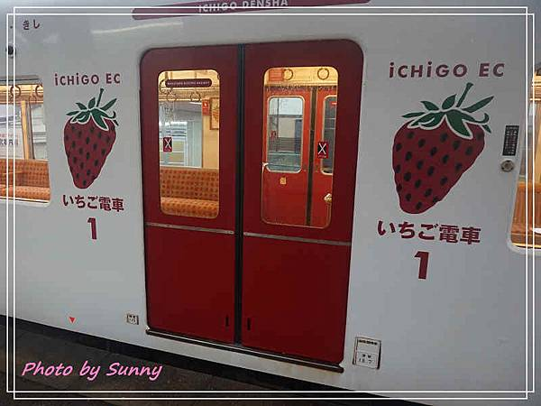 和歌山電鐵草莓列車15.jpg