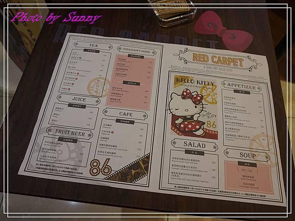 Hello kitty Red Carpet美式餐廳12.jpg