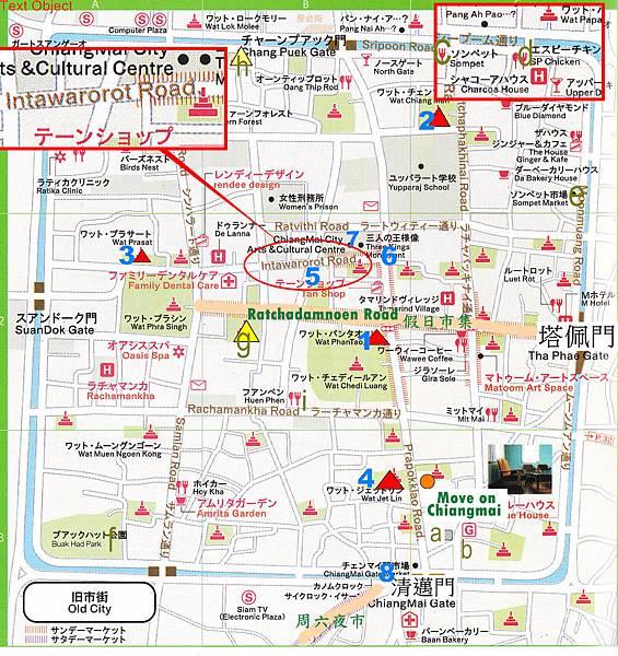 古城地圖p