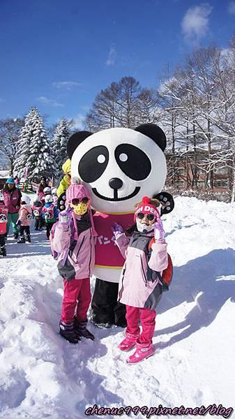 輕井澤王子雪場