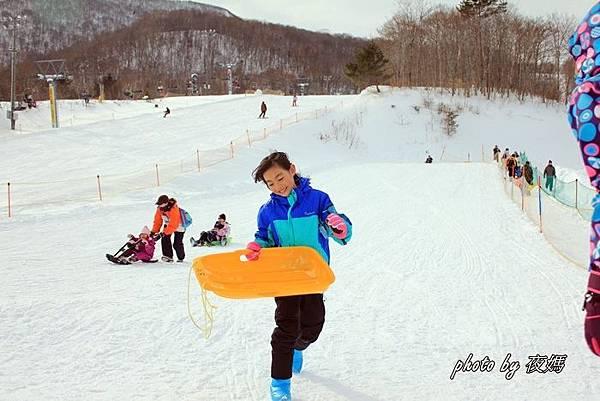 泉高原雪場