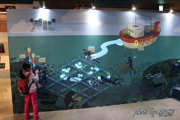 水下考古船