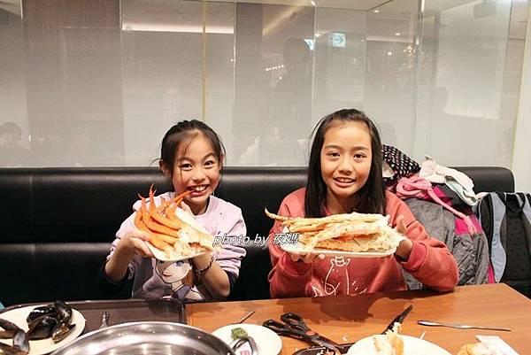 3大蟹吃到飽