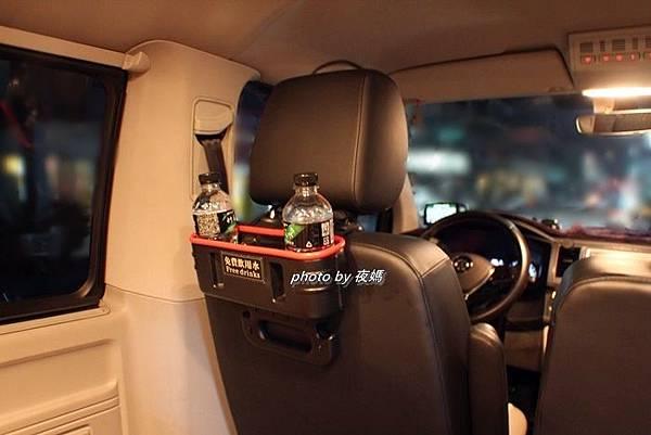 漢聲租車機場接送免費提供礦泉水
