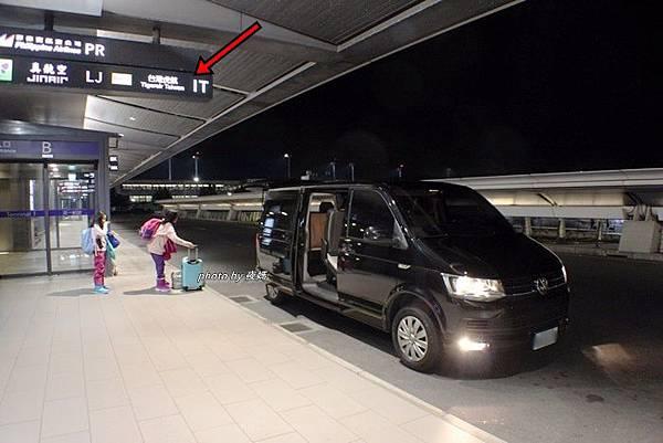 漢聲租車機場接送內裝