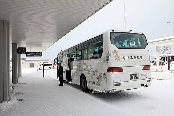 旭川空港巴士