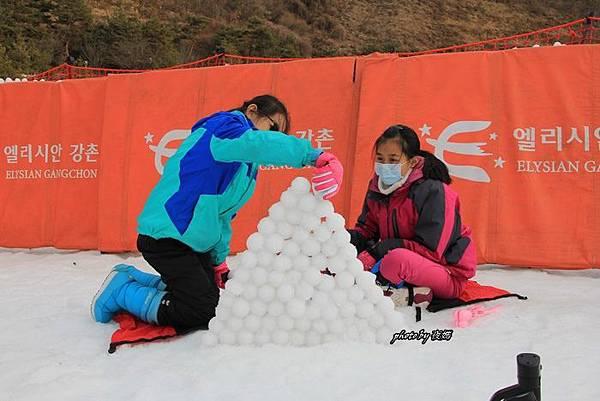 韓國滑雪45