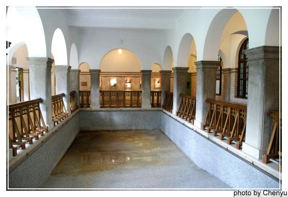 羅馬式的大澡堂