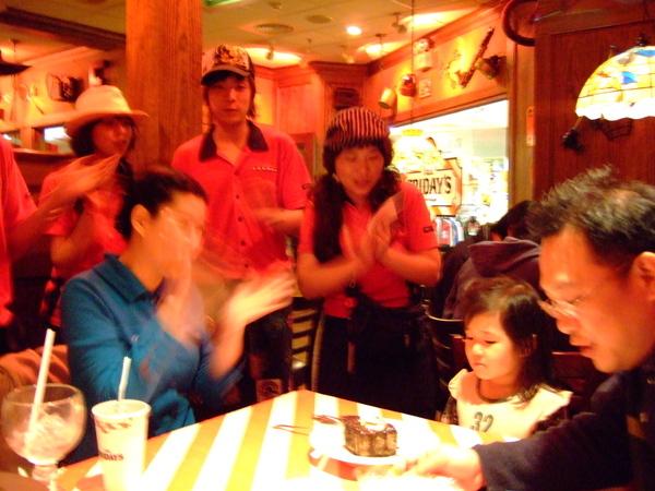 002歡樂星期五大哥大姊唱生日快樂歌