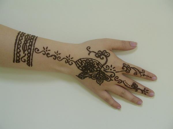 芸的Henna 001