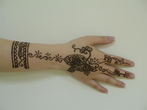 芸的Henna 002