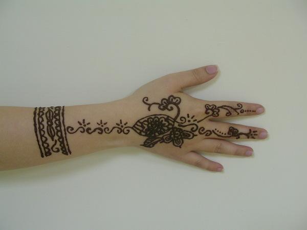 芸的Henna 003