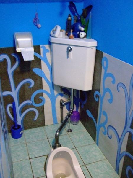 化妝室,廁所是也!