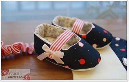手作嬰兒鞋彌月禮S81A.JPG