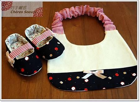 手作嬰兒鞋彌月禮S81D.JPG