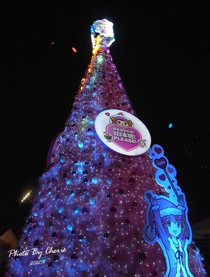 2012聖誕樹_統一阪急002