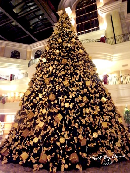 2012聖誕樹君悅001