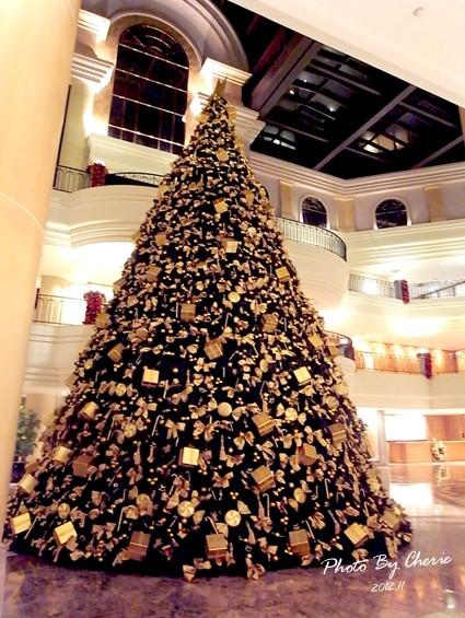 2012聖誕樹君悅002