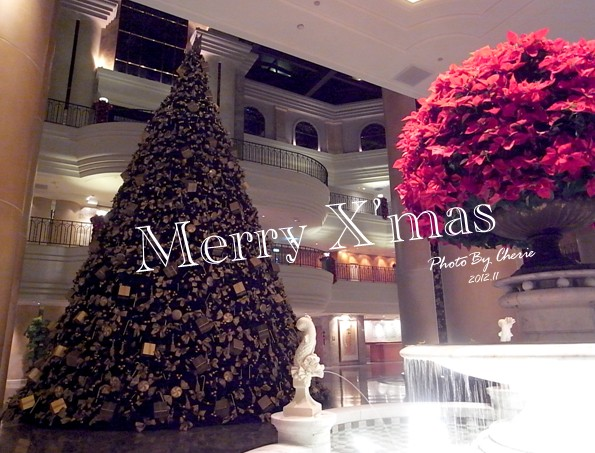 2012聖誕樹君悅003